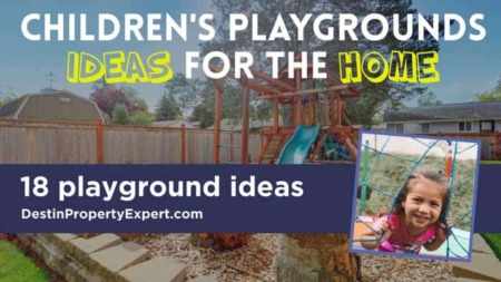 Children's Playgrounds: Ideas and Implementations For The Home