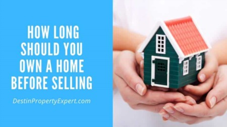 How Long Should You Own a Home Before Selling