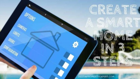 How to create a smart home in 3 steps