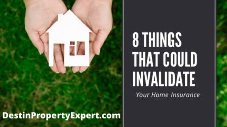 8 Things That May Void Your Homeowner's Insurance