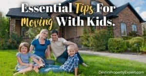 Essential Tips For Moving With Kids