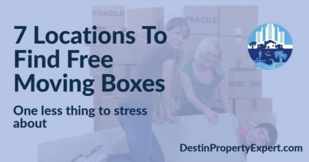 7 locations to find free moving boxes