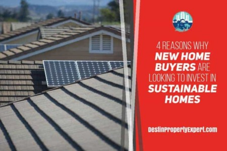4 Reasons Why New Home Buyers are Looking to Invest in Sustainable Homes