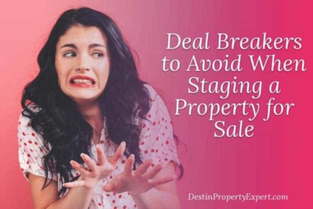 Deal Breakers to Avoid When Staging a Property for Sale