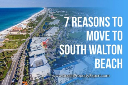 7 reasons to move to South Walton Beach