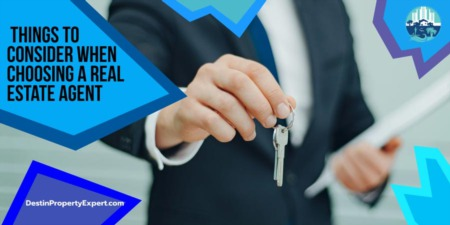 Things To Consider When Choosing A Trusted Real Estate Agent