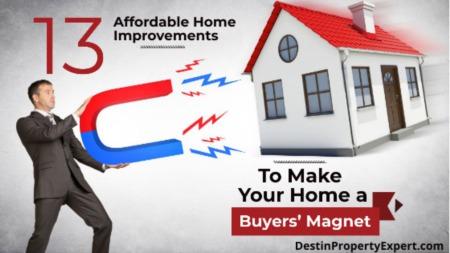 13 Affordable Home Improvements to Make Your Home a Buyers' Magnet