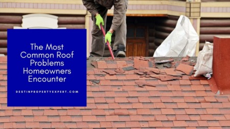 The Most Common Roof Problems Homeowners Encounter