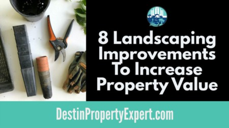 8 landscaping improvements to increase property value