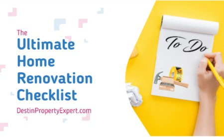 The Ultimate Home Renovation Checklist