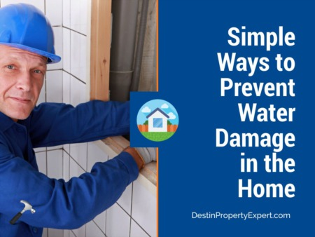 Simple Ways to Prevent Water Damage in the Home