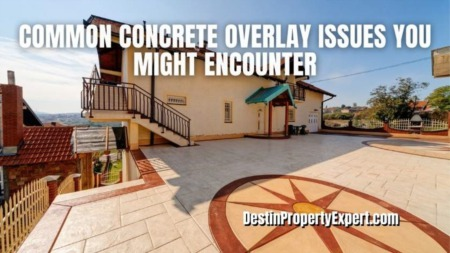 Common Concrete Overlay Issues You Might Encounter