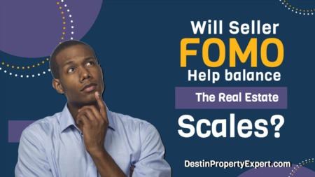 Will Seller FOMO Help Balance the Real Estate Scales?