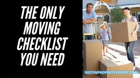 The Only Moving Checklist You Need: Things to Remember When You Move