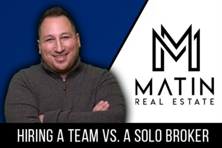 Hiring a Team vs. a Solo Agent