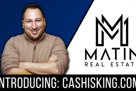 Introducing: cashisking.com