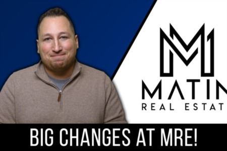 Big Changes at Matin Real Estate!