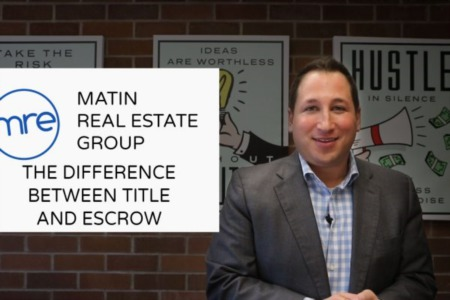The Differences Between Title and Escrow