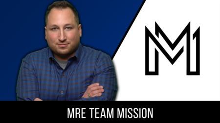 MRE Team Mission