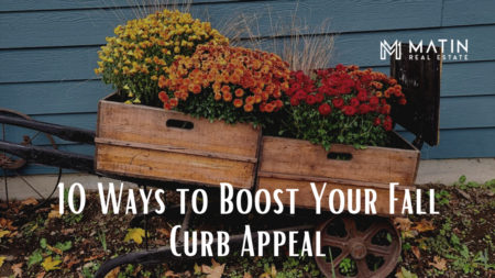 10 Ways to Boost Your Fall Curb Appeal