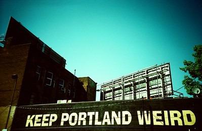 Why is Portland so Weird?