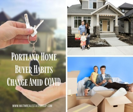 Home Buyer Habits Change Amid COVID