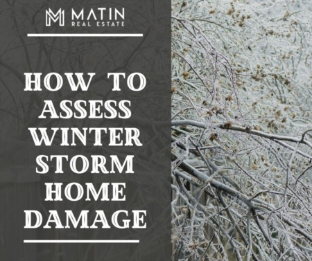 How to Assess Winter Storm Home Damage