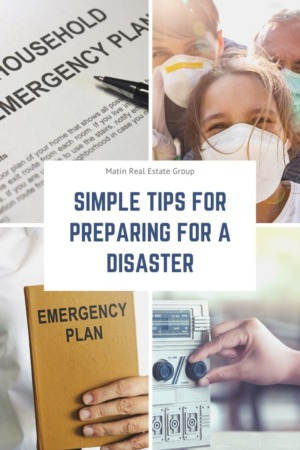 Simple Tips for Preparing for a Disaster