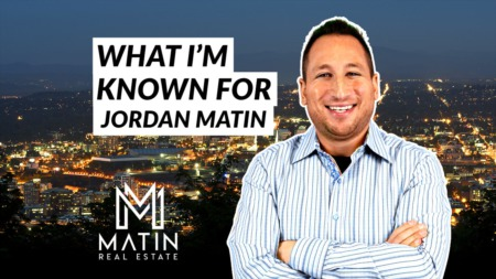 Jordan Matin - What I'm Known For