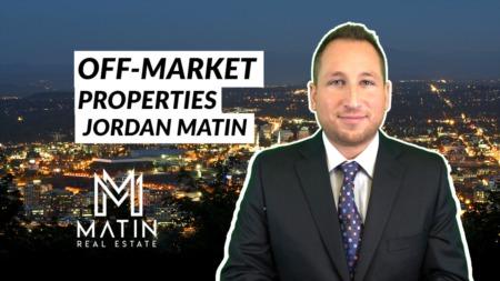 Jordan Matin - Off-Market Properties