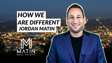 Jordan Matin - How We Are Different
