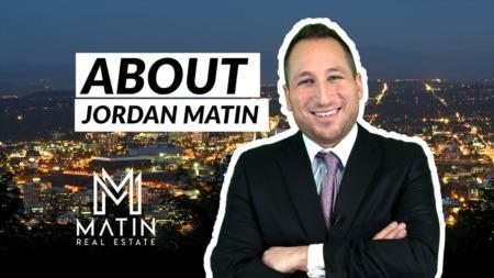 Jordan Matin - About Jordan Matin