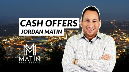Jordan Matin - Cash Offers