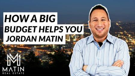 How a Big Budget Helps You