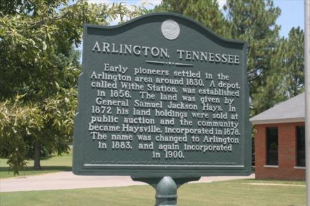 Town of Arlington, TN
