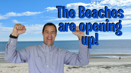 Hilton Head Beaches are Open 5.22.20