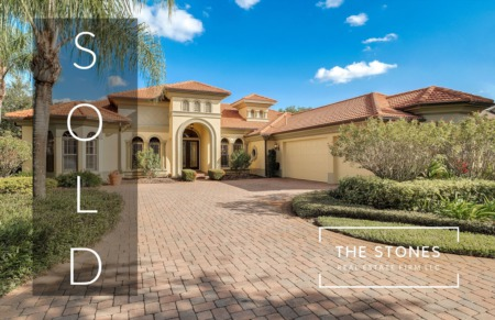JUST SOLD: 2684 Wyndsor Oaks Place | Winter Haven, FL 33884 | $715,000