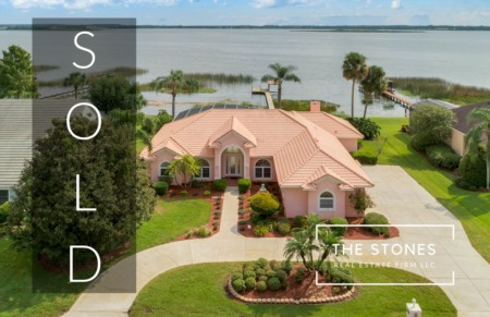 JUST SOLD: 309 Hamilton Shores Drive, Winter Haven, FL $550,000
