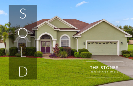 JUST SOLD: 7304 Bent Grass Drive - Winter Haven - $399,000
