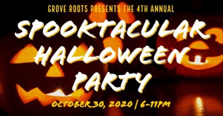 Halloween Party At Winter Haven's Grove Roots