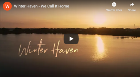 Winter Haven - We Call It Home Video