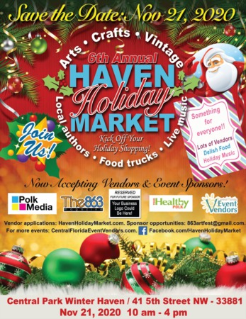 Winter Haven Holiday Market 2020