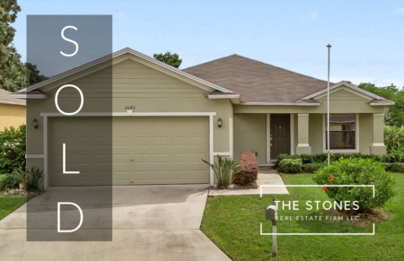 Just Sold 2085 Lakeridge Drive Winter Haven FL 33881