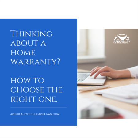 Thinking About a Home Warranty? How to Choose the Right One.