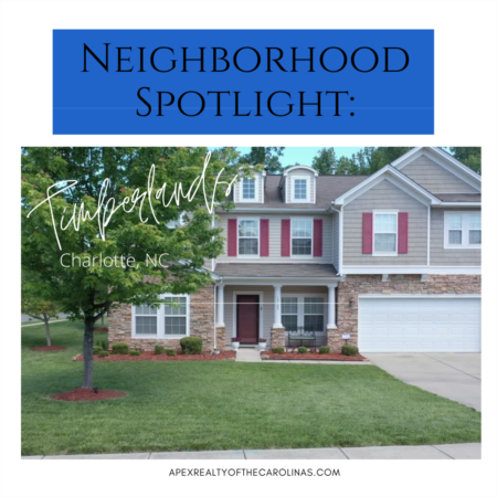 Neighborhood Spotlight: Timberlands - Charlotte, NC