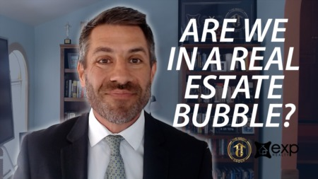 We're in a Different Kind of Bubble