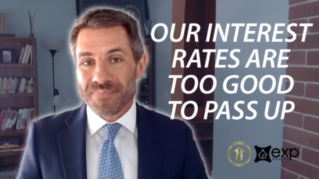 Explaining Our Historically Low Interest Rates