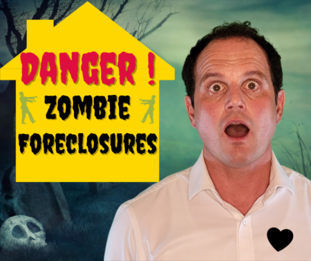 What are Zombie Foreclosures? How to hunt for Zombie Foreclosures! ??