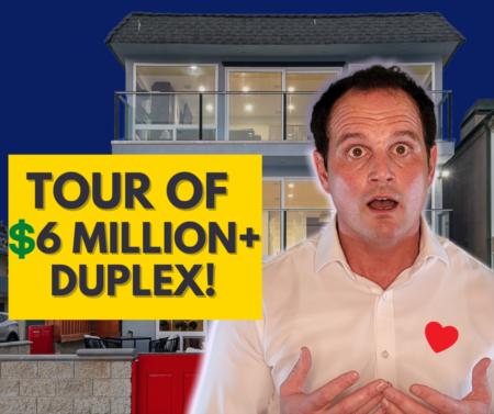 Tour of luxury Newport Beach real estate - $6,250,000 duplex on Oceanfront!
