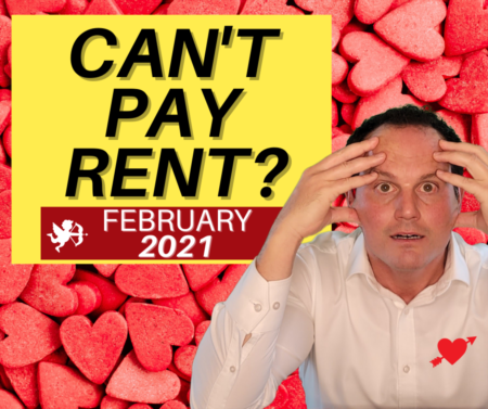 Can't pay rent for February 2021? Help for Tenants & Landlords